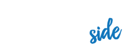 Brookside text Logo